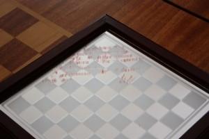 Шахматы миниатюрные и шахматы Ваганяна