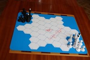 Шахматы Полгар