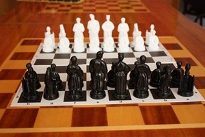 The Ukrainian Chess