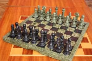 Шахматы серпенс