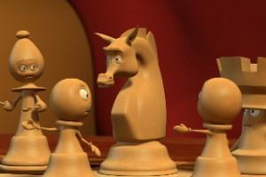 Queen's Gambit – Chess Poem