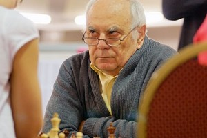 Unpublished interview with the legend of the Hungarian chess Lajos Portisch.