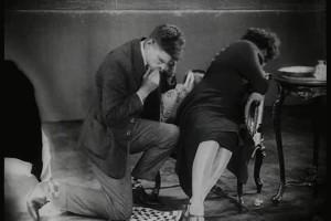 Фильм про шахматы «Шахматная горячка».