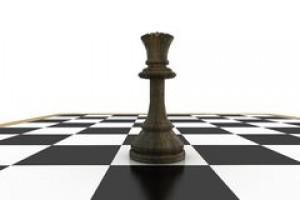 Песня о шахматах «Черный ферзь».