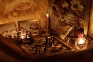 Сказка о путешествии шахмат по свету