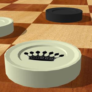 русские шашки картинка