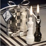 шахматные свечи
