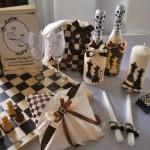 шахматный дизайн