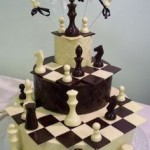 шахматный торт 1