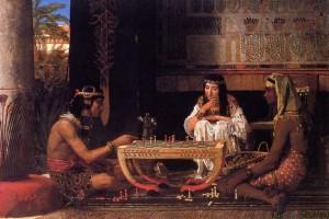История происхождения шашек