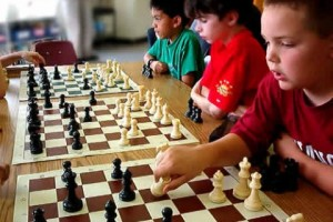 Chess in schools: first experience