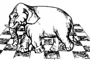 Четверостишие о слоне