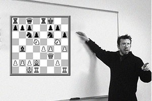 Methods of teaching chess Creative approach to teaching chess