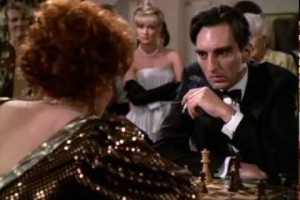 Chess in the movies.