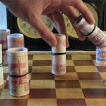 Selling titles in chess and checkers
