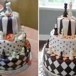 шахматный торт 2