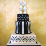 шахматный торт 3