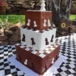 шахматный торт 6